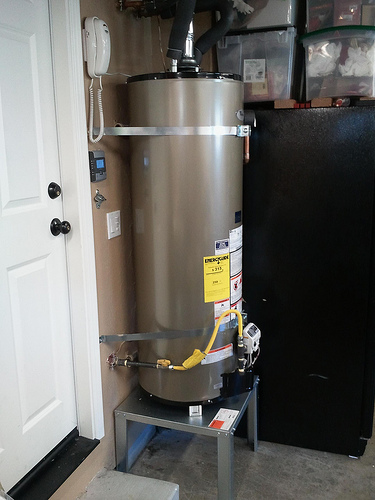 Checking Your Home's Water Heater