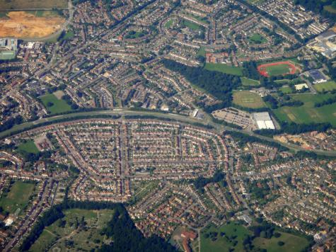 Does Watford Really Mark The North/South Divide?