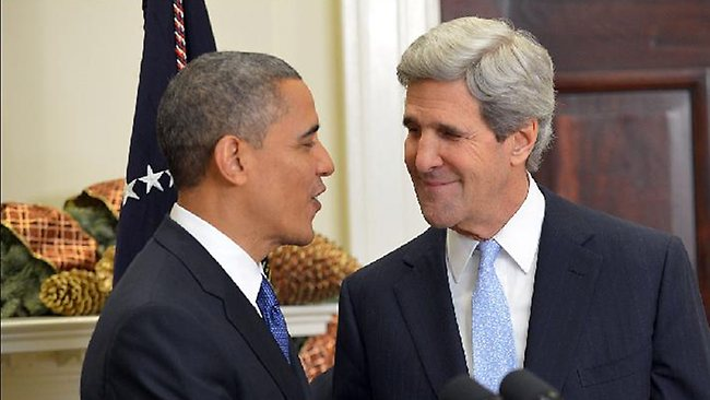 John Kerry And Barack Obama Split On Syria Are Rumours – United States