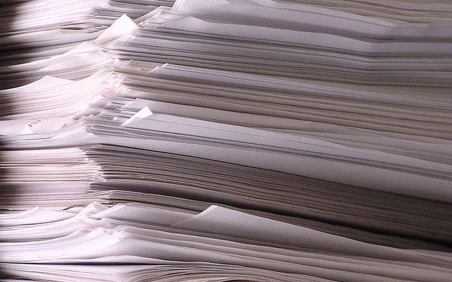 Successful Ways To Go Paperless In 2014