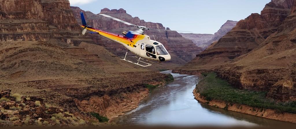 Aerial Sightseeing In The U.S.
