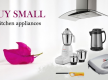 Small Kitchen Appliances That Complete Your Kitchen