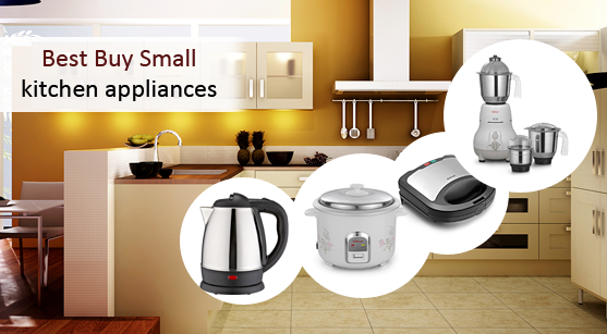 Essential Small Appliances For Your Kitchen