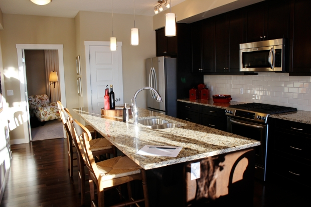Kick Your Kitchen Into Touch