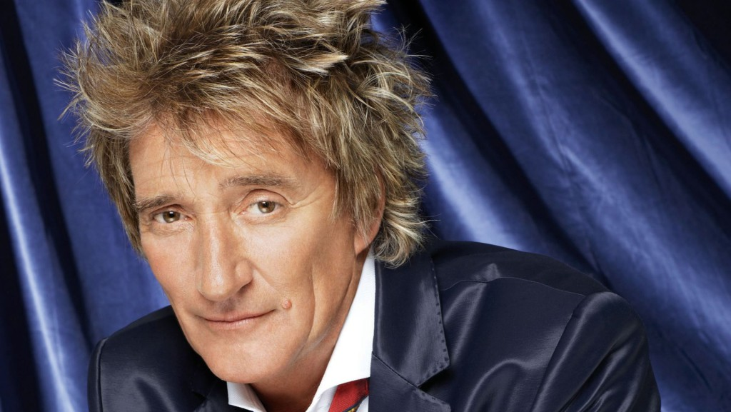 Rod Stewart In The City...DONT MISS HIM