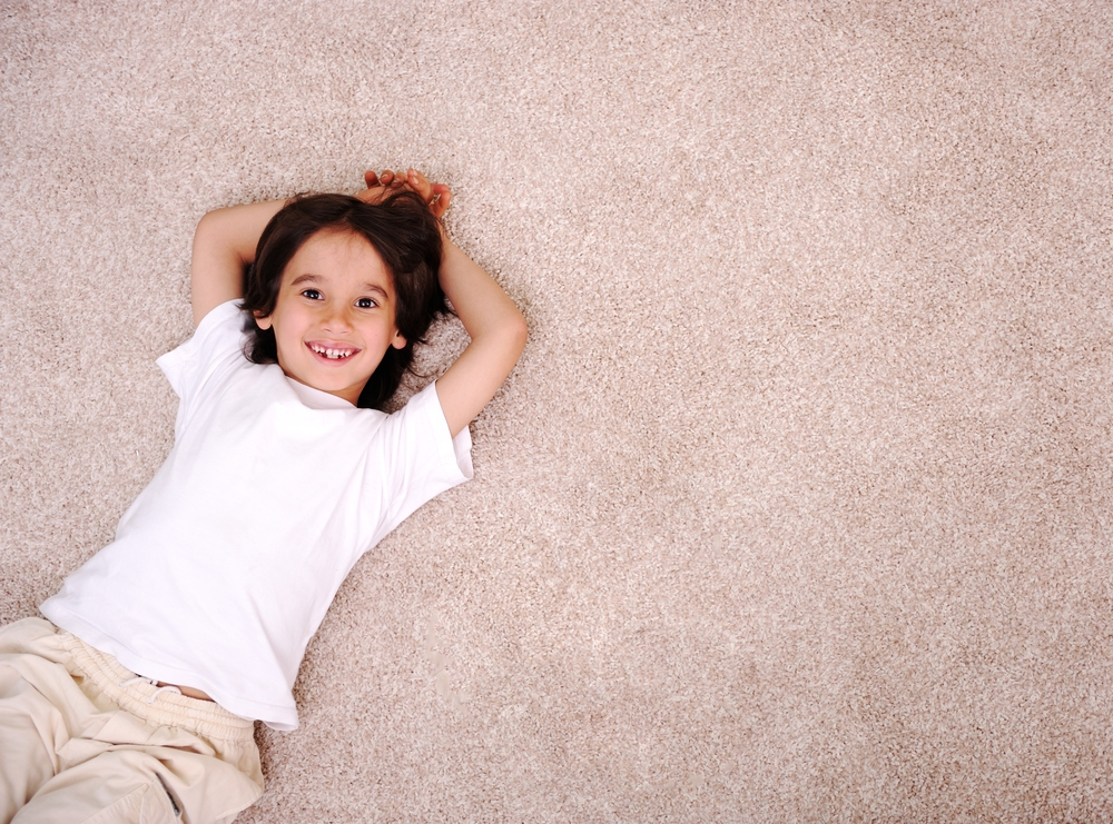 The Secret To Clean Carpets