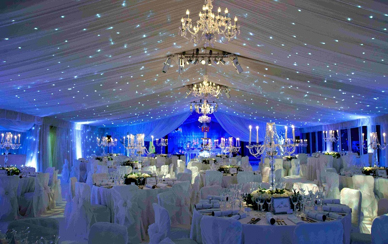 Useful Tips For Getting Your Wedding Marquee Right