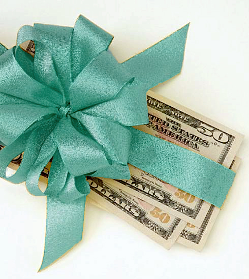 DrewDalyOnline.com – 5 Perfect Ways To Use Wedding Gift Money