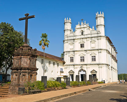 Panaji - The Tourism Hub Of Goa Bestowed With Nice Vacationing Spots