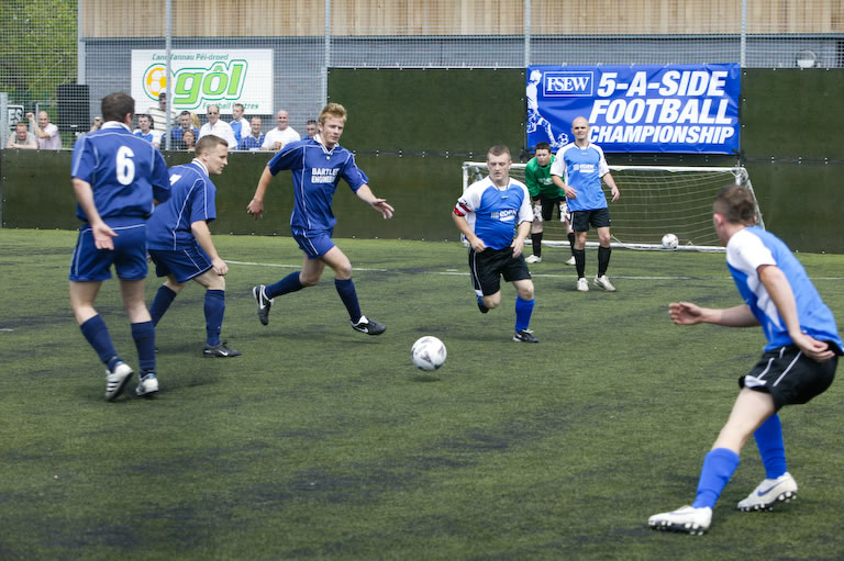 9 Bad Habits To Drop In Five-a-Side Football
