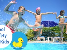 Pool Safety Tips For Your Children