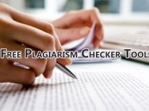 Plagiarism Checker Concludes An Era
