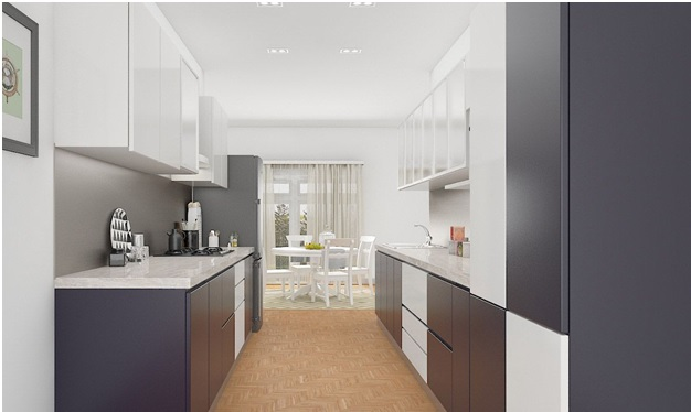 For That Modish Appearance, Always Rely On Modular Kitchens