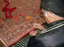 Improve The Looks And Life Of Your Antique Rug By Rug Restoration