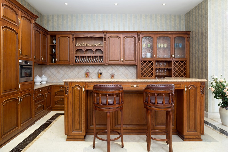Right gray kitchen cabinets my kitchen interior for Kitchen cabinet makers