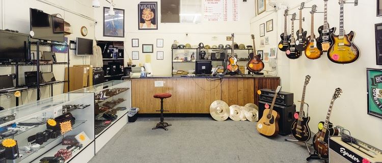 How To Negotiate and Buy At A Pawn Shop