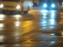 Xenon Lights When Driving In Bad Weather