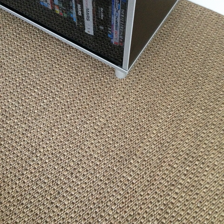 Floorspace sisal carpets as the natural alternative flooring for Flooring alternatives