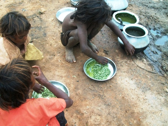 Improving The Condition Of The Poor!