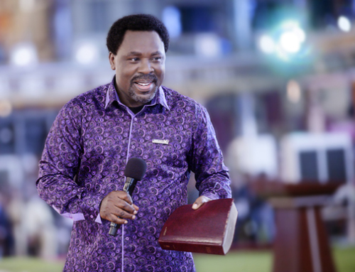 Prophet TB Joshua States About Church Role In Community's Life