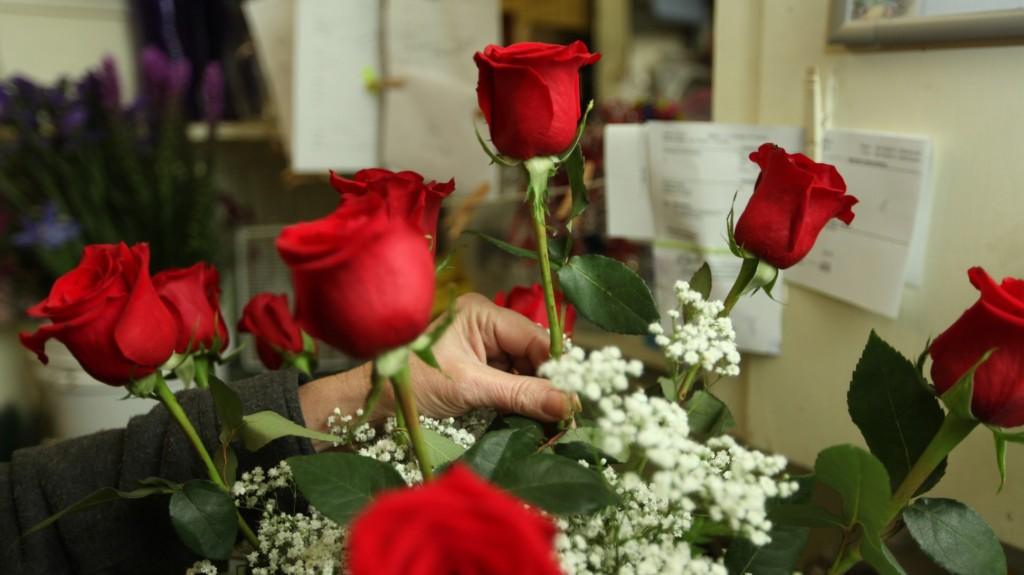 roses for love