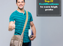 Top IT Certifications to Earn High Perks