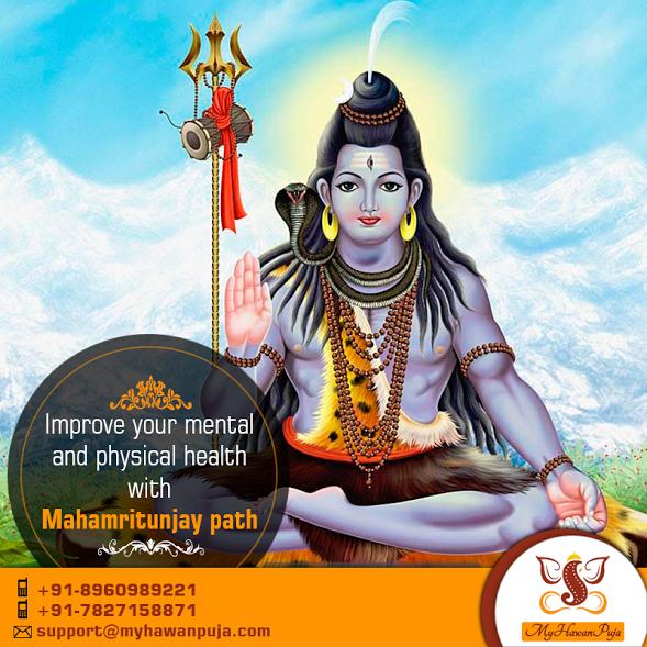 Avail Mahamritunjay Puja Benefits Online