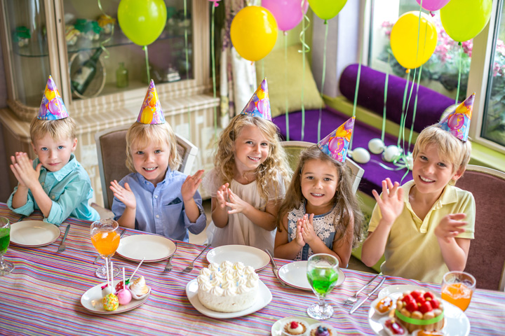Simple Tips to Organize a Wonderful Birthday Party at Home