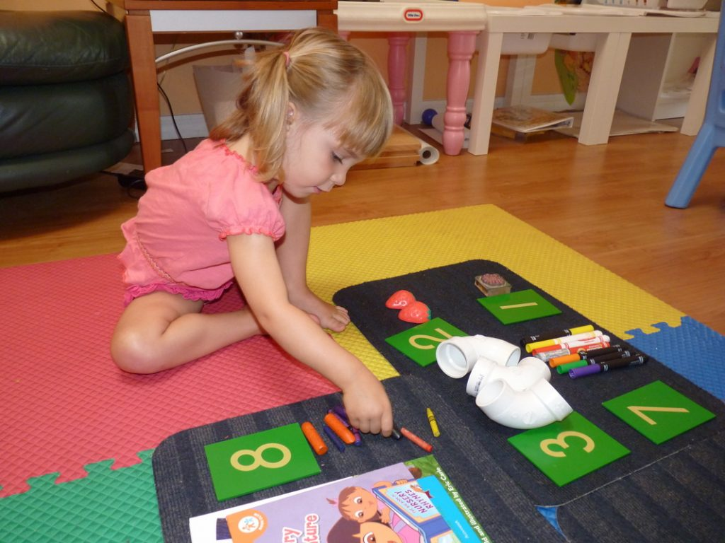 When the Different Become Better and Equal– Montessori Way