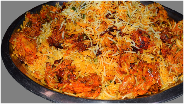 How To Make Mutton Biryani With Basmati