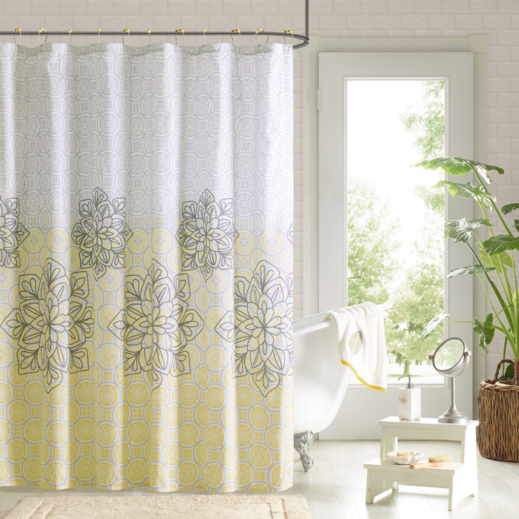 Change Your Bathroom In A Snap by Just Designing The Themed Shower Curtains