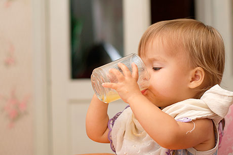 Say No To Juice If Your Child Is Under Age One