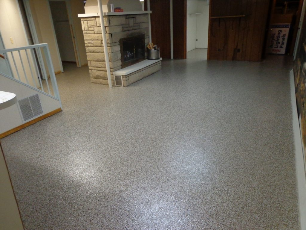 How To Fit Laminate To A Concrete Floor