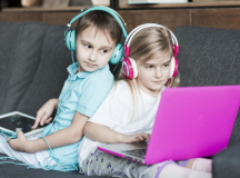 Why Experts Says To Keep Away Computers From Children Under 9
