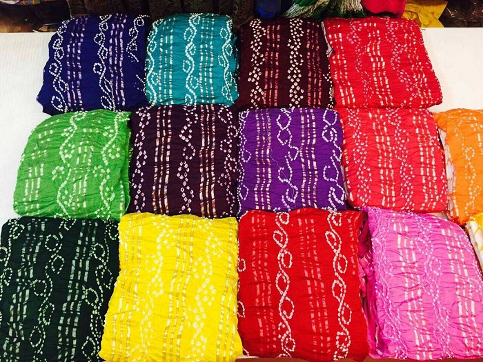 Threads Of Rajasthani Culture - Tie And Dye