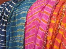 Threads Of Rajasthani Culture – Tie And Dye