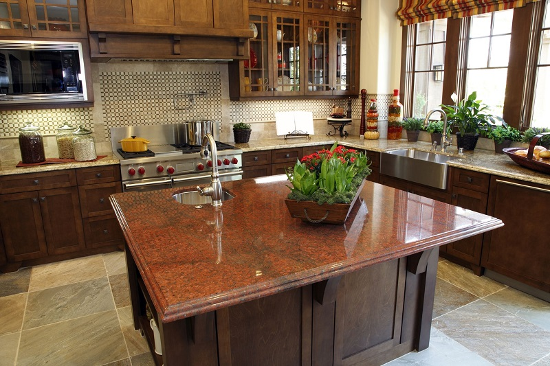 indian granite on counterTops