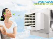 Window Evaporative Swamp Coolers