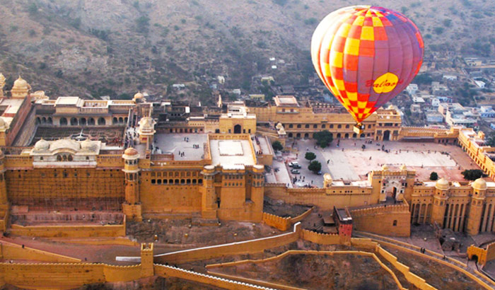 Hot Air Balloon Ride Jaipur