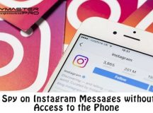 How to Spy on Instagram Messages without Access to the Phone