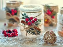 4 Decorative Ideas for Glass Jars