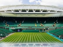 Enjoy some strawberries and cream on centre court
