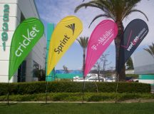 Show Your True Colors with a Feather Flag