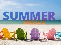 Five Ways To Have A Productive And Enjoyable Summer Break
